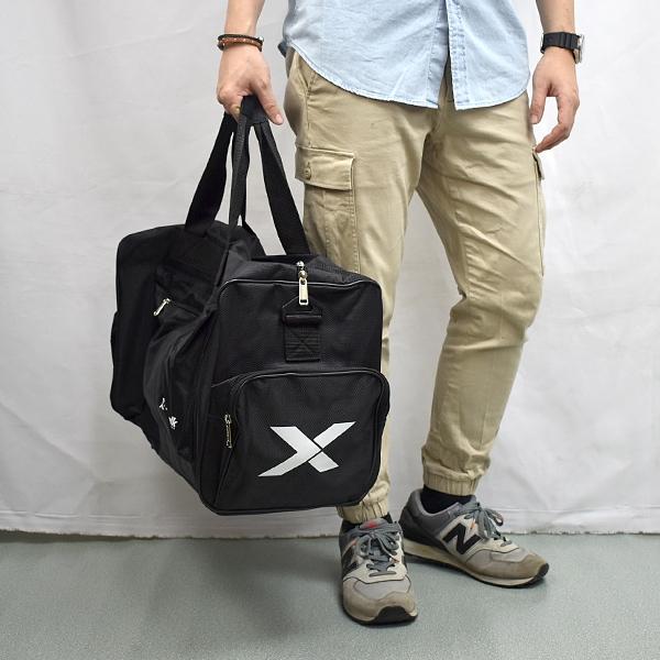 旅行袋 個性 X 大容量行李袋NZB43