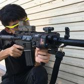 M4四代水彈槍連發電動男孩兒童玩具槍軟彈槍可發射成人仿真cs對戰 igo 全館免運