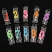 生日驚喜禮物數字蠟燭派對用品創意生日快樂蠟燭浪漫igo 祕密盒子