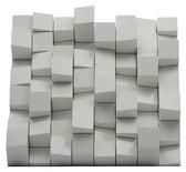 葡萄牙 Vicoustic Multifuser Wood 64 二度空間擴散板 實木 白色 NRC 0.35 595 x 595 x 135 mm