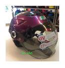 GP-5半罩安全帽,020/紫紅...