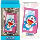 Doraemon 哆啦A夢 Samsung Galaxy E7 彩繪透明保護軟套
