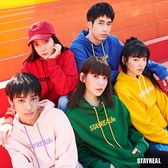 STAYREAL COLOR LIFE百搭帽T