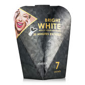 ANRIEA 艾黎亞 美齒專科 黑瓷亮白美齒貼片 (14片入/7日包裝)【BG Shop】日本專業醫師推薦