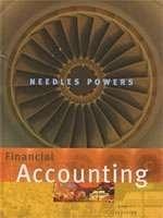 二手書博民逛書店 《Financial Accounting(九版)》 R2Y ISBN:061862676X│Needles