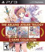 PS3 鍊金術士蘿樂娜 三部曲(美版代購)