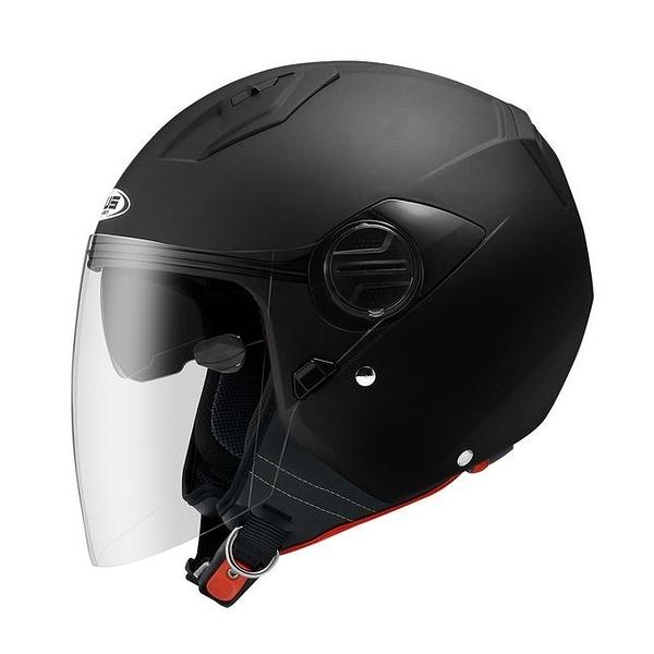 ZEUS瑞獅安全帽,ZS-213,素/消光黑
