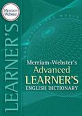 Merriam-Webster s Advanced Learner s English Dictionary(Paperback)