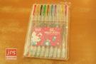 Hello Kitty 凱蒂貓 45週年 10色雷射中性筆 KRT-212593