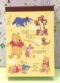 【震撼精品百貨】Winnie the Pooh 小熊維尼~便條-手繪*50623