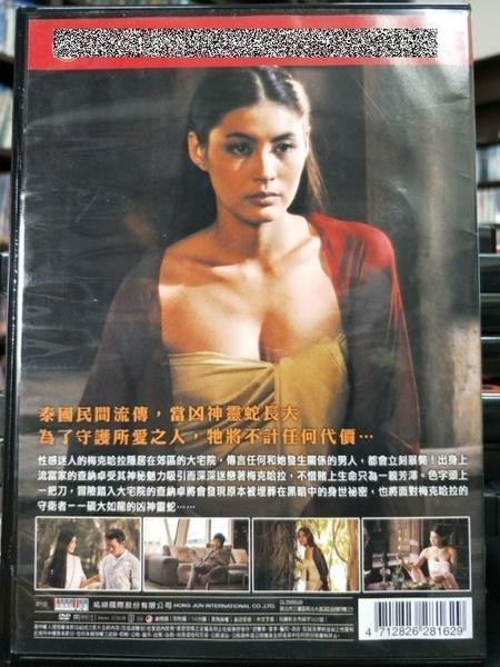 挖寶二手片-P71-027-正版DVD-泰片【蛇姬:極樂誘惑】-晚孃系列導演(直購價)
