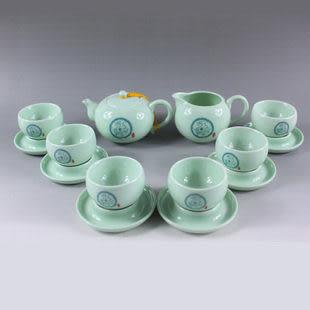 功夫茶具陶瓷套裝