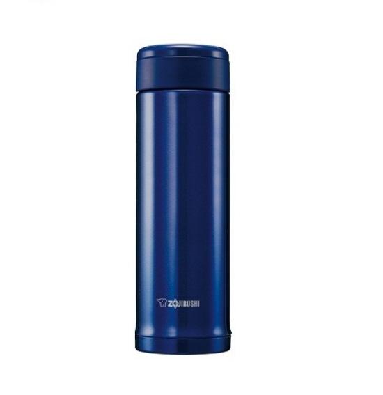 【吉嘉食品】象印 不鏽鋼真空保溫杯 容量0.5公升 SM-AGE50-AC 青金藍 [#1]{T4974305711984}