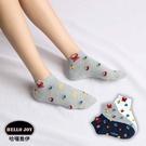 【正韓直送】滿版芝麻街短襪 韓國襪子 船...