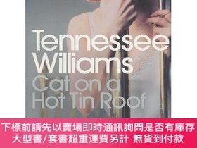 二手書博民逛書店Cat罕見on a Hot Tin Roof 熱鐵皮屋頂上的貓Y454646 Tennessee Willia