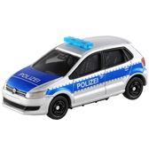 【TOMIKA】福斯-POLO警車No.109(TM109A4)