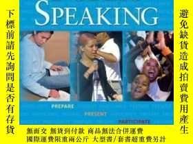 二手書博民逛書店Public罕見Speaking: Prepare Present Participate-公開演講:準備出席
