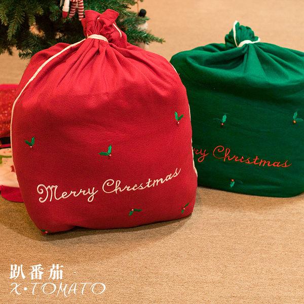 聖誕禮物袋 超大聖誕老人禮品袋 聖誕裝飾品