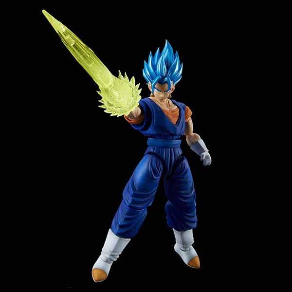 超級賽亞人 達洛特 BANDAI 組裝模型 Figure-rise Standard 超級賽亞人之神