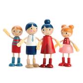 【美國Tender Leaf Toys】我的溫馨家庭(娃娃屋配件)