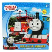 【卡漫城】  湯瑪士 六入 拼圖 古錐盒 ㊣版 台灣製 Thomas 禮盒 拼圖盒 兒童 益智  蒸汽 火車頭