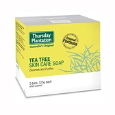 澳洲 Thursday Plantation 星期四農莊 茶樹純淨皂 (3入) 125gx3 茶樹肥皂 洗臉皂 身體皂 肥皂 香皂