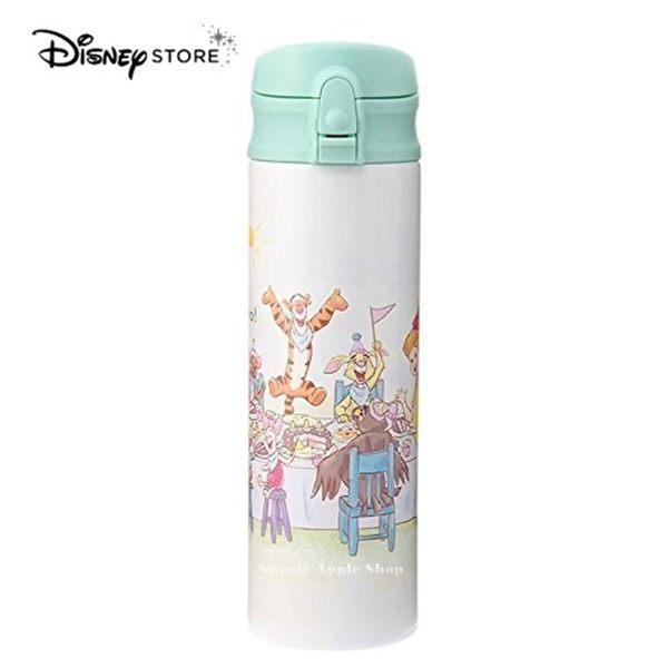 日本 DISNEY STORE 迪士尼商店限定 小熊維尼家族 Pooh's Day 保溫杯 / 保冷杯