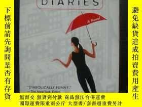 二手書博民逛書店The罕見nanny diaries 英文原版正品Y85718
