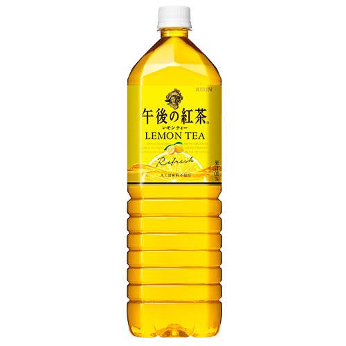 麒麟午後紅茶檸檬紅茶1500ml【愛買】