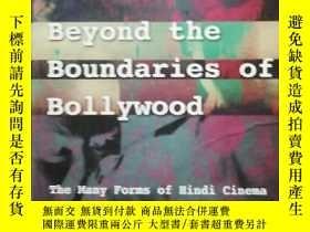 二手書博民逛書店Beyond罕見the Boundaries of Bollyw