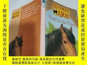 二手書博民逛書店animal罕見ark pony in the porch 門廊裏的動物方舟小馬Y200392