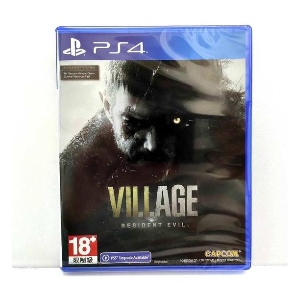 PS4 惡靈古堡 8 村莊 中文版 Resident Evil Village【現貨】