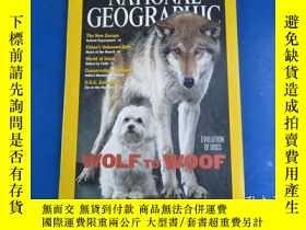 二手書博民逛書店National罕見Geographic January 2002國家地理一月號Y172244