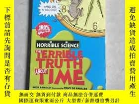 二手書博民逛書店The罕見Terrible Truth About TimeY405281 NICK ARNOLO Schol