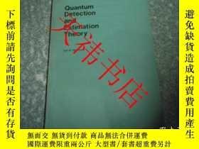 二手書博民逛書店Quantum罕見Detection and Estimatio