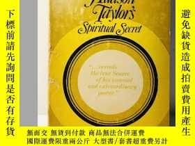 二手書博民逛書店Hudson罕見Taylor's Spiritual Secre