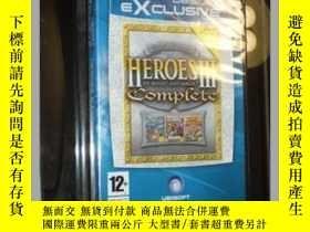 二手書博民逛書店Heroes罕見of Might and Magic III C