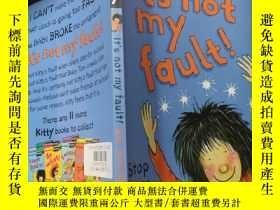 二手書博民逛書店it's罕見not my fault :這不是我的錯Y200392