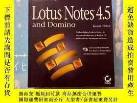 二手書博民逛書店Mastering罕見Lotus Notes 4.5 and D