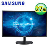 SAMSUNG C27FG70FQE 27型 曲面電競螢幕