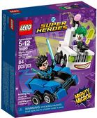 樂高LEGO SUPER HEROES Mighty Micros: 夜翼vs小丑 76093 TOYeGO 玩具e哥