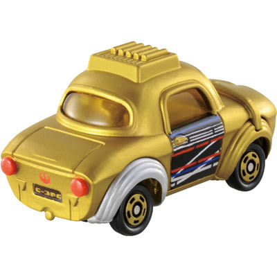 STAR WARS多美星際大戰夢幻車SC-04 C-3PO STAR CARS