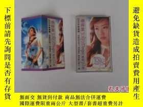 二手書博民逛書店老磁帶罕見蔡依林 2003 專輯Y139793 上海聲像出版社