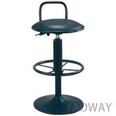 【耀偉】氣壓高吧椅E545-餐椅/會客椅/洽談椅/工作椅/吧檯椅/造型椅/高腳椅/