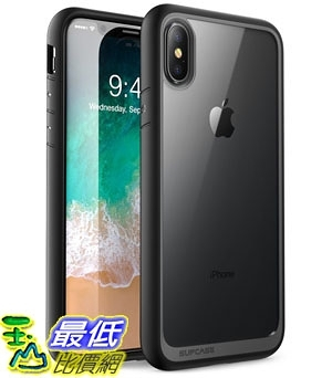 手機保護殼 SUPCASE iPhone X, iPhone XS Case, [Unicorn Beetle Style] Premium Hybrid Protective