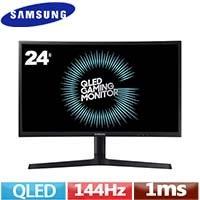SAMSUNG三星-LCD 23.5吋 C24FG73 極緻曲面顯示器