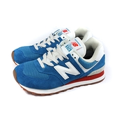 NEW BALANCE 574 復古鞋 運動鞋 藍色 男鞋 ML574HC2-D no898