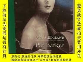 二手書博民逛書店帕特·巴克罕見Lisa s England by Pat Bar