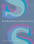 二手書博民逛書店《Elementary Statistics With Info