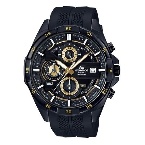 CASIO EDIFICE/悍將風格運動計時腕錶/EFR-556PB-1A